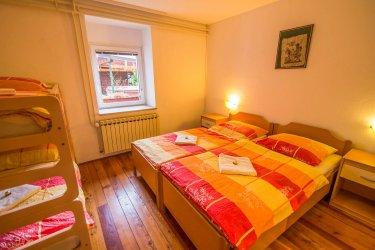 Apartma Aktivni počitek - Apartmaji Mrakič