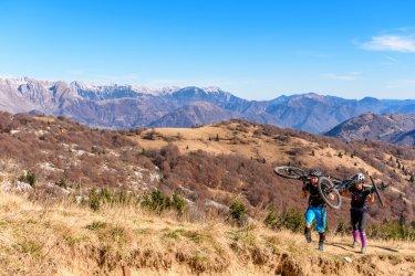 gorsko kolesarjenje Bovec slovenia outdoor galaxy